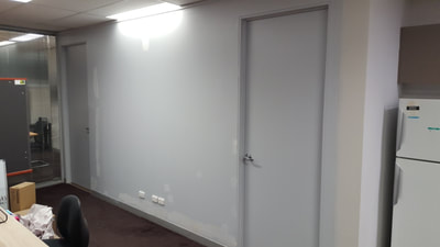 repaint, shop, front, office, fitout, Pakenham, external, retail, painting, commercial,