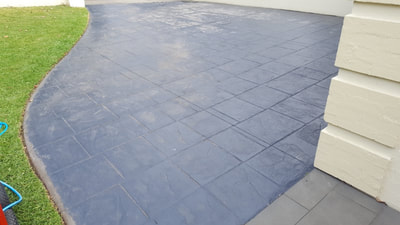 repaint, paint, concrete, drive, driveway, path,  melbourne, painter, painting